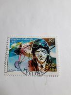 Timbre France Oblitéré 2000 N° 3316 Charles Lindbergh - France