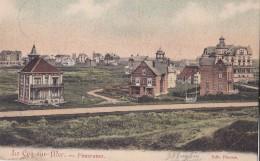 Le Coq-sur-Mer Panorama Circulée En 1904 - De Haan