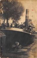 BÂTEAU - CARTE PHOTO - Ships