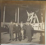 Antibes Photo  Hydravion Donnet Dennaut DD9 F- ADDX De 1921  - Compagnie Expresse Aérien  Du Courriers Postales - Aerodrome