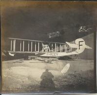 Antibes Photo  Hydravion Donnet Dennaut DD9 F- ADDX De 1921  - Compagnie Expresse Aérien  Du Courriers Postales - Vliegvelden