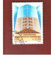 ITALIA REPUBBLICA  -  2003   CONFEDILIZIA  - USATO ° - 1946-.. République