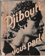 """""""DJIBOUTI VOUS PARLE"""" - DJIBOUTI (vichyste) Pendant LE BLOCUS Britannique - - Historical Documents"""