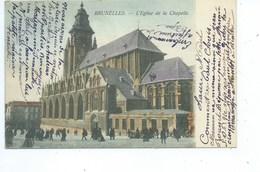Bruxelles Eglise De La Chapelle - Bruxelles-ville