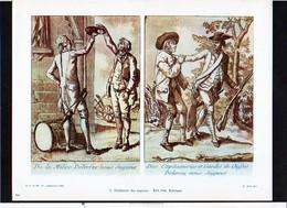 Documentation Pédagogique Rossignol 1962 / Histoire / Doléances Des Paysans (Bibl. Nat.Estampes) - Old Paper