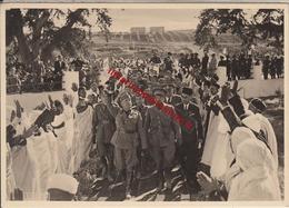 ** IL VIAGGIO DEL DUCE IN LIBIA.-(1937).** - Personen