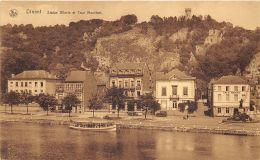 Dinant - Statue Wiertz Et Tour Montfort - Dinant