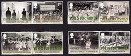 GREAT BRITAIN  2018  VOTES FOR WOMEN          Postfris/mnh/neuf - 1952-.... (Elizabeth II)