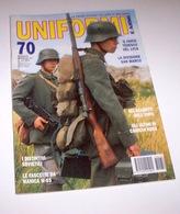 Militaria - Rivista Uniformi E Armi - N° 70 - Gennaio 1997 - Non Classificati