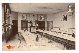 21867-LE-BELGIQUE-Pensionnat De La Sainte-Union Des Sacrés-Coeurs (Réfectoire)-BOUSSU Lez-Mons - Boussu