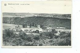 Wanlin Sur Lesse Pont En Erwez - Houyet