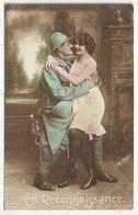 En Reconnaissance - Boulanger - Idea 232 - 1917 - Patriottisch