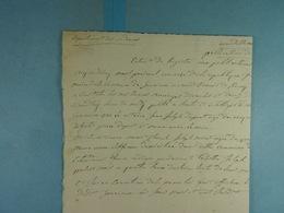 1802 Gonrieux Publication De Mariage Entre JJ Dupont Et MTJ Noiret - Manuscrits