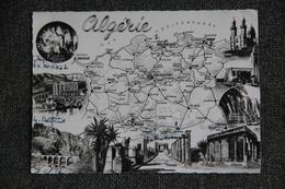 ALGERIE CARTE - Algérie