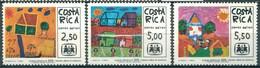 Costa Rica - 1979 - Yt PA 6747749 - 30 Ans De S.O.S. Villages D'Enfants - ** - Costa Rica