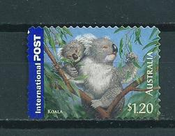 2005 Australia $1.20 Self-adhesive Koala Used/gebruikt/oblitere - 2000-09 Elizabeth II