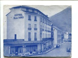 CP- LUCHON  (31) HOTEL HENRI SORS - Luchon