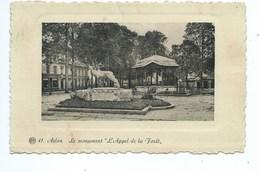 Arlon Monument Appel De La Forêt - Arlon
