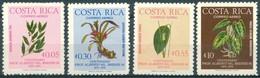 Costa Rica - 1976 - Yt PA 639/643 - Centenaire De La Mort Du Botaniste Alberto Mora - ** - Costa Rica