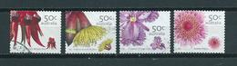 2005 Australia Complete Set Wildflowers Used/gebruikt/oblitere - Gebruikt