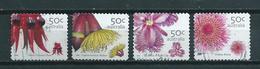 2005 Australia Complete Set Wildflowers Used/gebruikt/oblitere - 2000-09 Elizabeth II