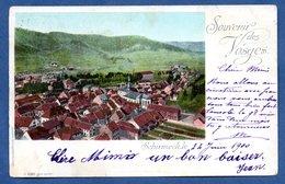 Schirmeck / Souvenir Des Vosges / 1900 - Schirmeck