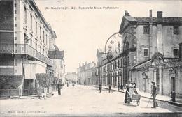 SAINT-GAUDENS - Rue De La Sous-Préfecture. - Saint Gaudens
