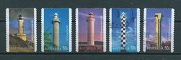 2006 Australia Complete Set Vuurtorens,lighthouses Used/gebruikt/oblitere - 2000-09 Elizabeth II