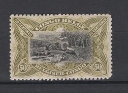 Congo-Belge. 1910. COB N° 59 *, MH  Cote COB 2018 : 4 € - Congo Belge