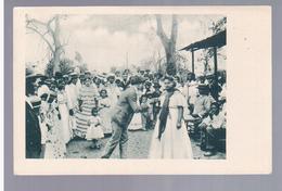 COLOMBIA O Casamento?  Ca 1900 OLD POSTCARD 2 Scans - Colombia