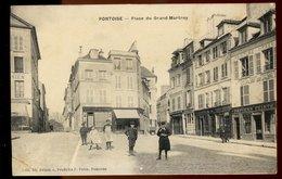 Pontoise - Place Du Grand Martroy - Pontoise