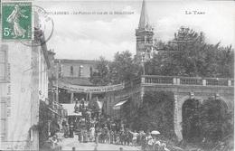 PUYLAURENS - Le Plateau Et Rue De La République. - Puylaurens