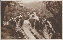 Swallow Falls, Bettws-y-Coed, Caernarvonshire, C.1920 - Judges RP Postcard - Caernarvonshire