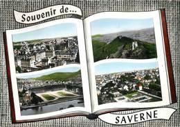 SAVERNE - Carte Multi-vues. - Saverne