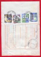 -- BULLETIN D'EXPEDITION L200 - PAQUET ORDINAIRE - - 1946-.. République