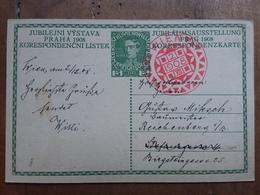 AUSTRIA - Cartolina Postale Commemorativa Con Annullo Speciale + Spese Postali - Storia Postale