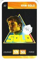 Carte Leclerc STAR WARS  N° 82 HAN SOLO - Autres