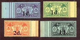 Nouvelles Hébrides N°65/68 N** LUXE Cote 75 Euros !!! - Unused Stamps