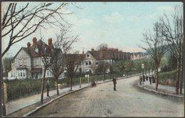 Alexandra Road, Penzance, Cornwall, 1911 - Frith's Postcard - England