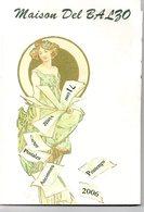 Livre : Catalogue De La 70 Vente R.del Balzo ( En L'état ) - Books