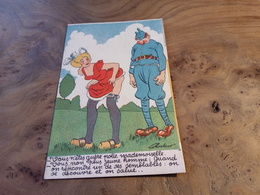 244/ Vous N Etes Guere Polie Mademoiselle - Humour