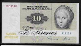 Danemark - 10 Kroner - Pick N°48 - SPL - Danemark
