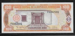 Dominicaine - 100 Pesos - Pick N°156b - SPL - República Dominicana