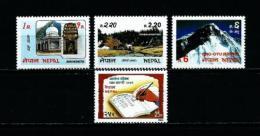 Nepal  Nº Yvert  405/7-408  En Nuevo - Nepal