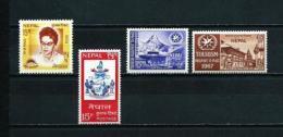 Nepal  Nº Yvert  185-193/4-199  En Nuevo - Nepal