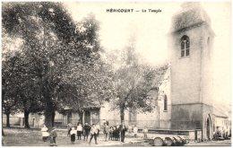 70 HERICOURT  - Le Temple - Andere Gemeenten