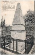 59 BEAUVOIS - Canton De Vermand - Le Monument Des Sodats Français Tués à La Bataille De Beauvois - France