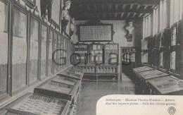 Belgium - Antwerpen - Museum Palantin Moretus - Salle Des Cuivres Graves - Antwerpen