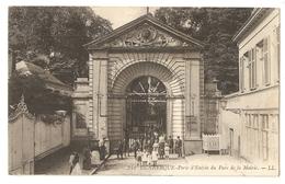 59 Dunkerque, Porte D'entrée Du Parc De La Mairie (2450) - Dunkerque