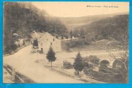 Bra-sur-Lienne - Pont De Villettes - Lierneux